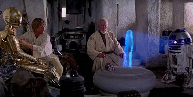 """Звёздные войны"" станут реальностью."