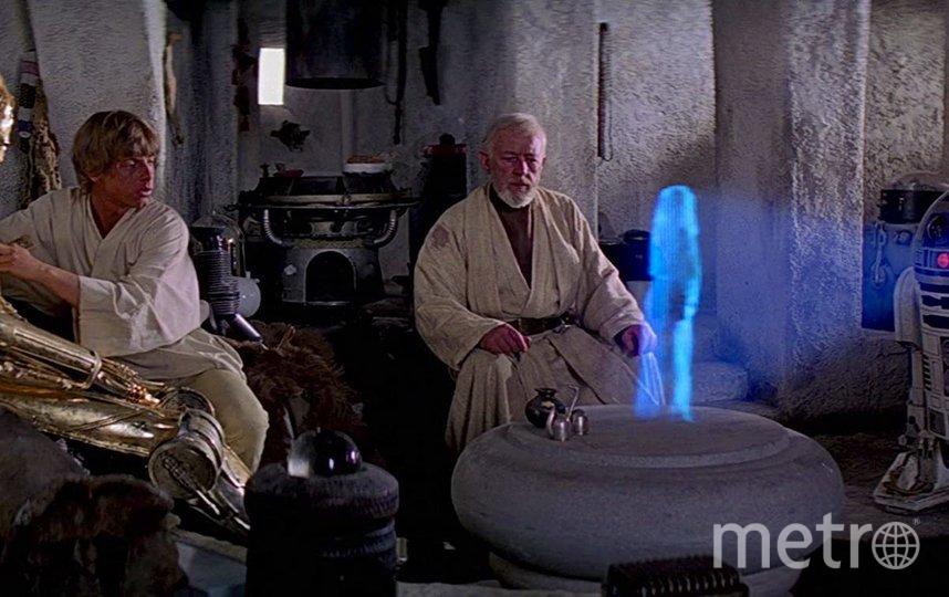 """""""Звёздные войны"""" станут реальностью. Фото скриншот фильма., """"Metro"""""""