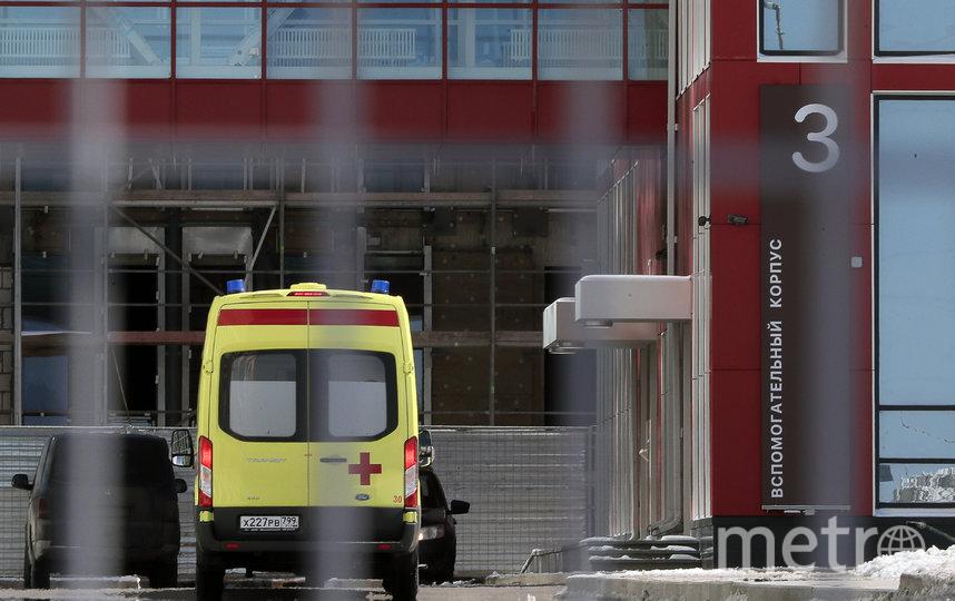 В Москве за сутки скончались семь пациентов с подтверждённой пневмонией и положительным тестом на коронавирус. Фото Getty