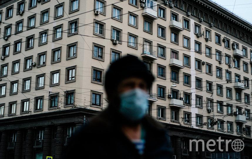 В Москве резко снизился суточный рост новых случаев COVID-19. Фото AFP