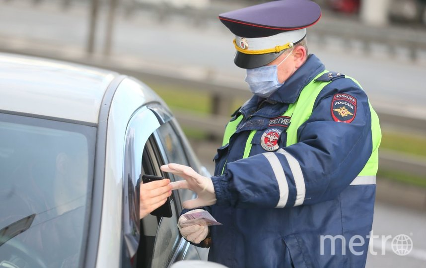 За нарушение самоизоляции на автомобиле столичным Кодексом об административных правонарушениях предусмотрен штраф в размере 5 тыс. руб. (ч. 4 ст. 3.18.1). Фото Василий Кузьмичёнок