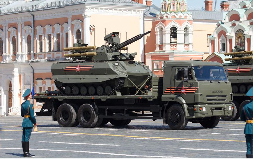 Парад Победы предложили перенести на 24 июня. Фото Василий Кузьмичёнок
