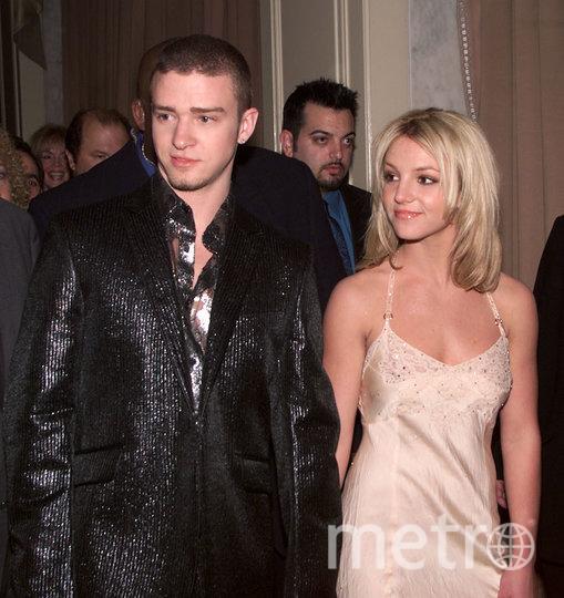 Джастин Тимберлейк и Бритни Спирс. Фото Getty