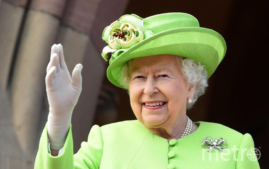 Королева Елизавета II. Архивное фото. Фото AFP