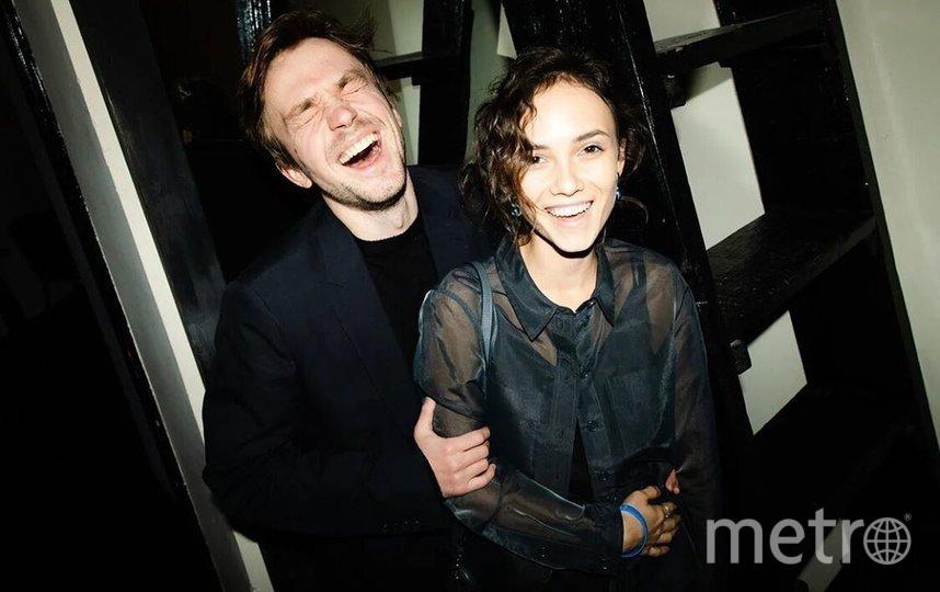 Саша Петров и Стася Милославская. Фото instagram.com/xenia_sobchak.
