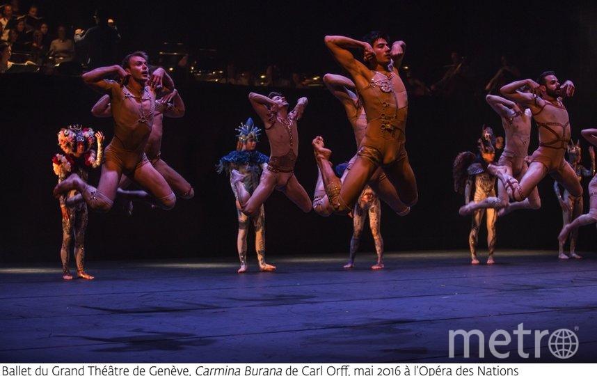 Фрагменты балетов. Фото Предоставлено организаторами
