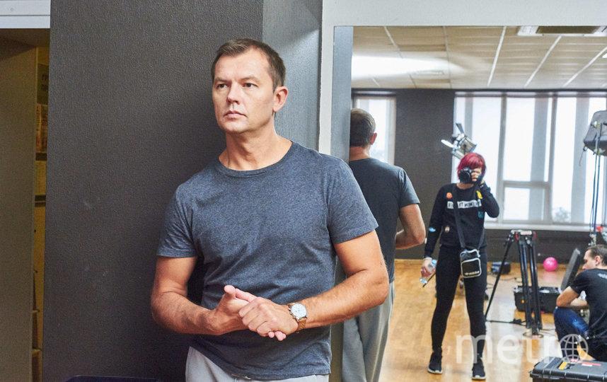 Алексей Фатеев. Фото Предоставлено пресс-службой телеканала Dомашний.