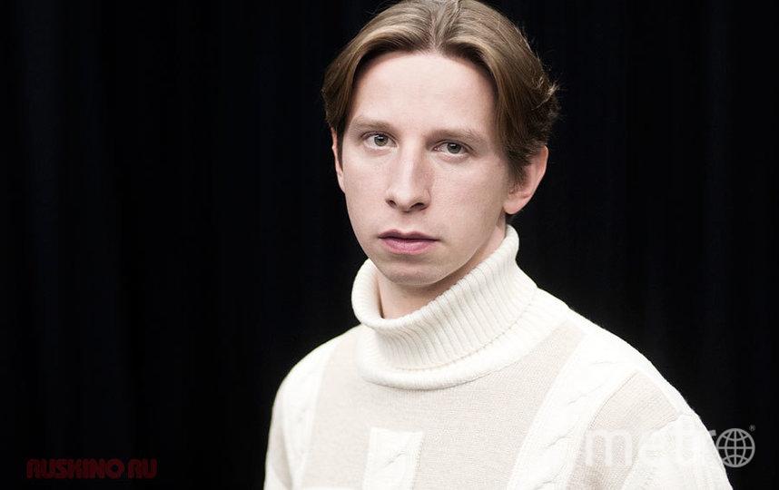 Дмитрий Лысенков. Фото ruskino.ru