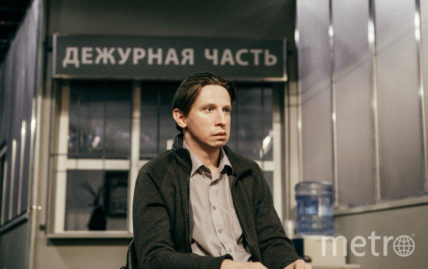 Дмитрий Лысенков. Фото www.instagram.com/priut_komedianta/