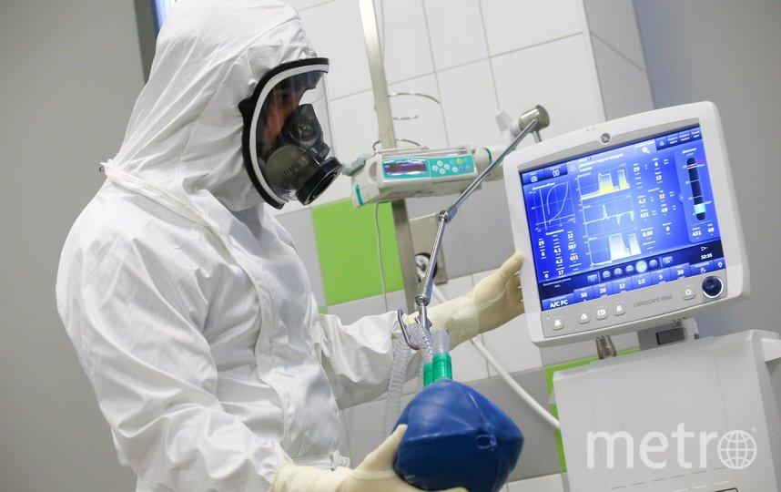 """Пик заболеваемости, вероятнее всего, придётся на следующие две-три недели. Фото агн """"Москва, Сергей Ведяшкин"""