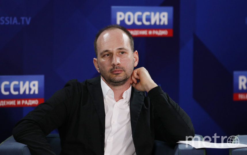 "Егор Анашкин. Фото ""Россия -1"""