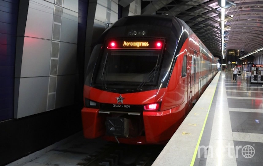 """""""Аэроэкспресс"""" меняет график движения поездов в аэропорты. Фото РИА Новости"""