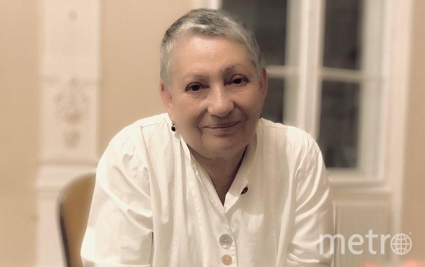 Людмила Улицкая. Фото Бассо Каннарс