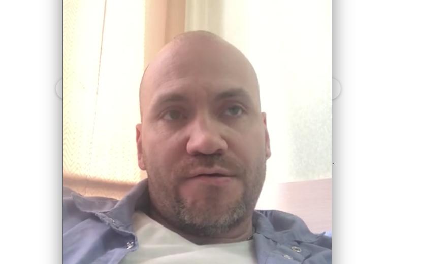 Сергей Саяпин. Фото скрин-шот, Скриншот Youtube
