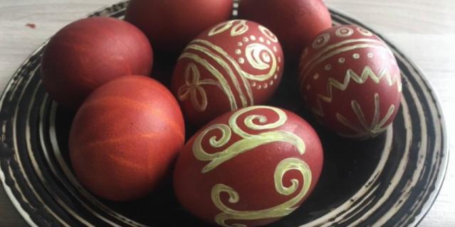 Яйца от Бабушкинского парка.