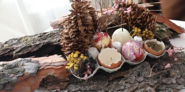 "Яйца от сада ""Эрмитаж""."