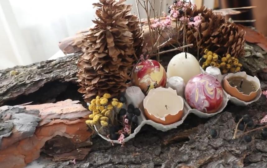 "Яйца от сада ""Эрмитаж"". Фото mosgorsad.ru, ""Metro"""