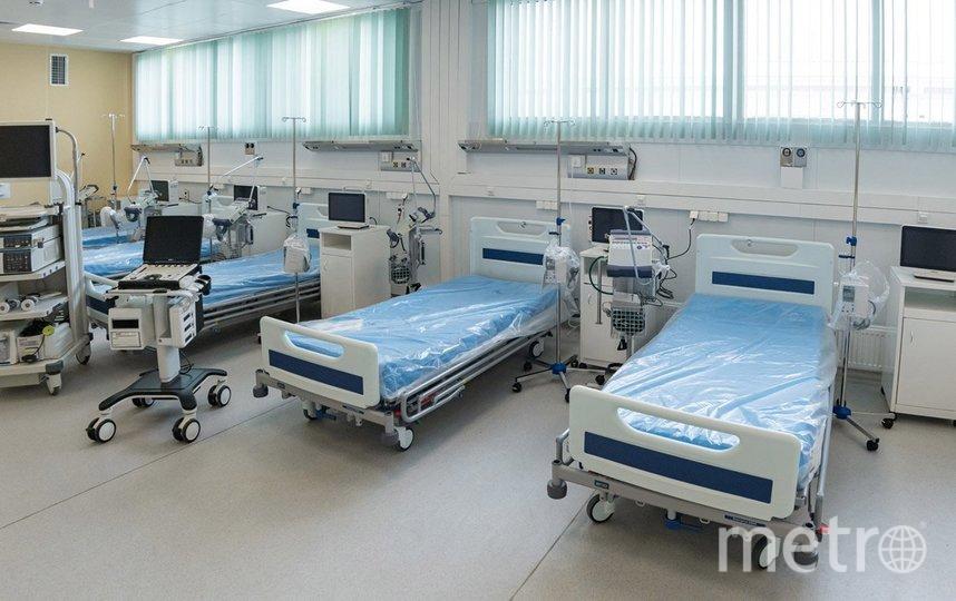 В палатах уже скоро появятся пациенты, которым необходима помощь. Фото пресс-служба мэра и правительства Москвы: Максим Мишин