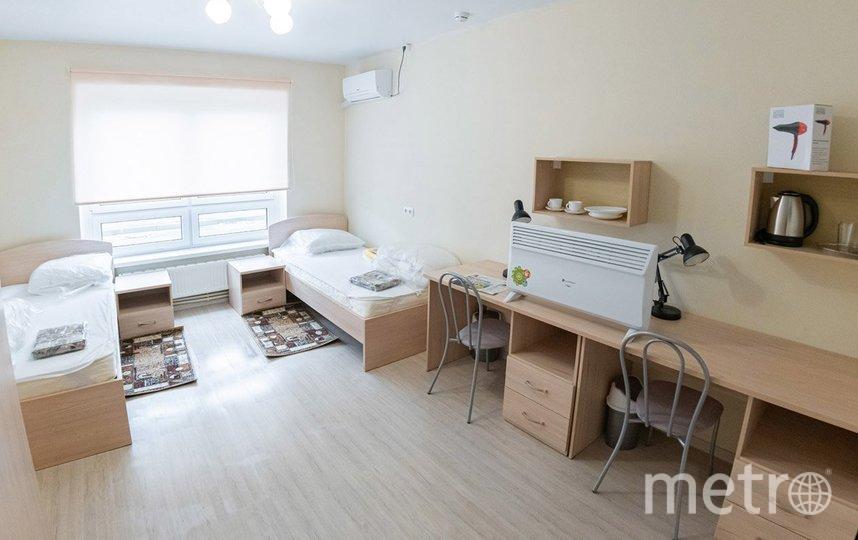 Одна из палат в новой больнице в Вороновском. Фото пресс-служба мэра и правительства Москвы: Максим Мишин