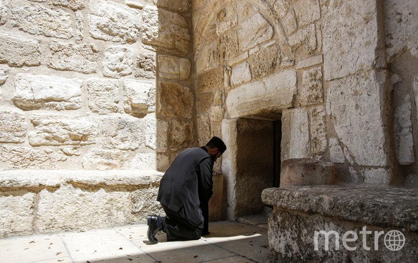 Иерусалим, 18 апреля 2020 года. Фото AFP