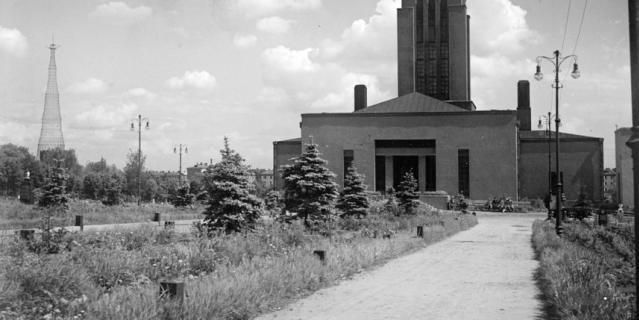 Донское кладбище.