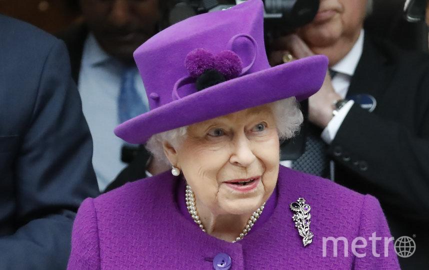 В этом году Елизавета II отметит своё 94-летие. Фото AFP