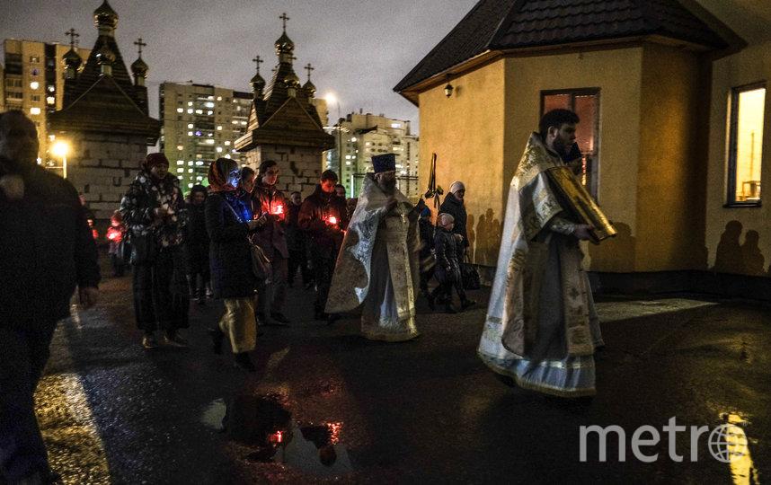 """Крестный ход в Коломягах. Фото Святослав Акимов, """"Metro"""""""