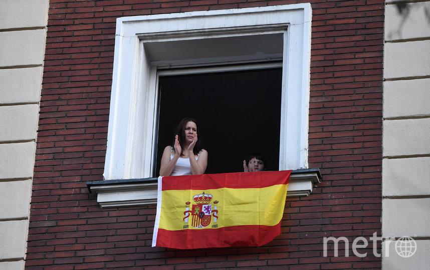 Власти Испании разрешат детям выйти на улицу. Фото AFP