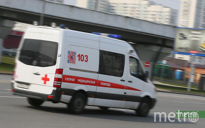 В Москве женщина скончалась возле дома после того, как её привезли из больницы. Фото Василий Кузьмичёнок
