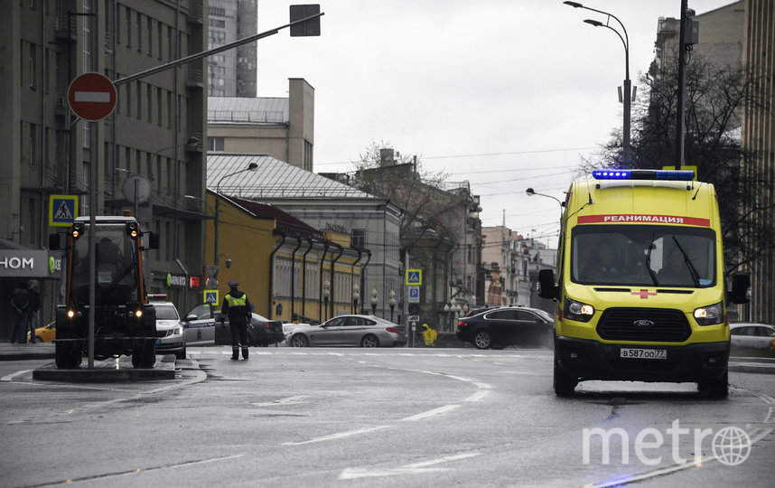 В Москве за сутки скончались 28 пациентов с коронавирусом. Фото AFP
