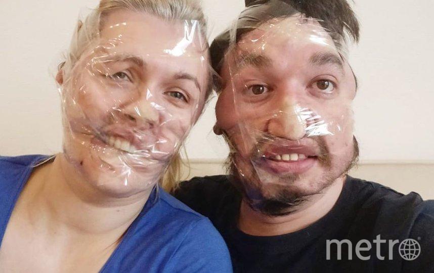 """""""Дурацкие фото"""" пары из Новосибирска. Фото Скриншот Instagram/mikhaildemidov"""