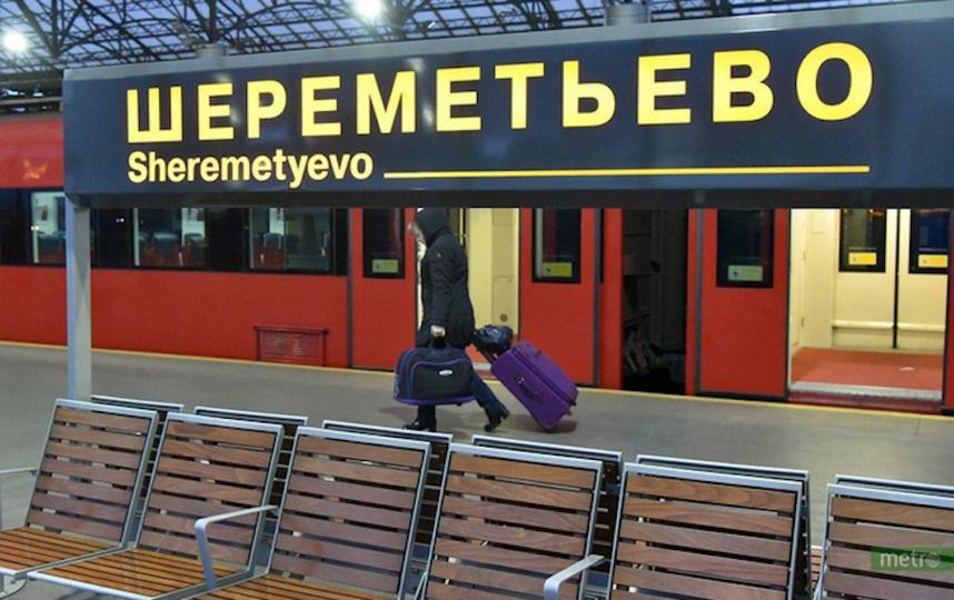 Шереметьево. Фото Василий Кузьмичёнок