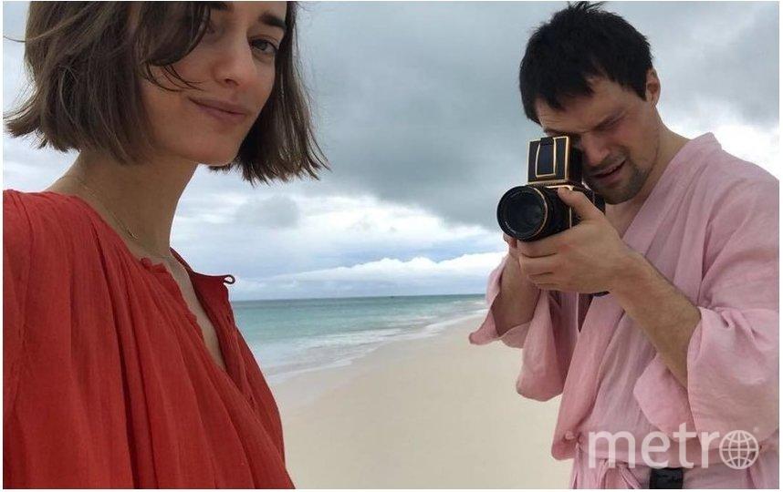 Ольга Зуева и Данила Козловский дали дочери необычное двойное имя. Фото instagram.com/_olyazueva