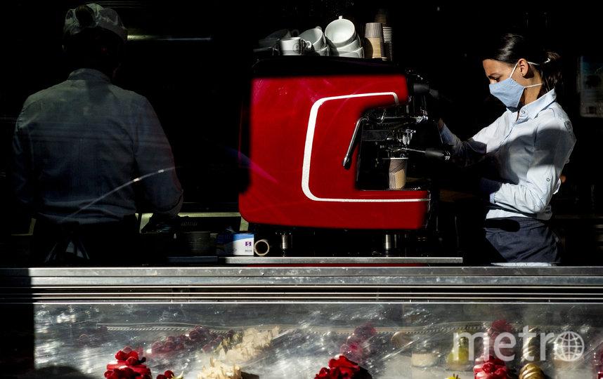 В Чехии возобновили свою деятельность некоторые рынки и небольшие фирмы. Фото AFP