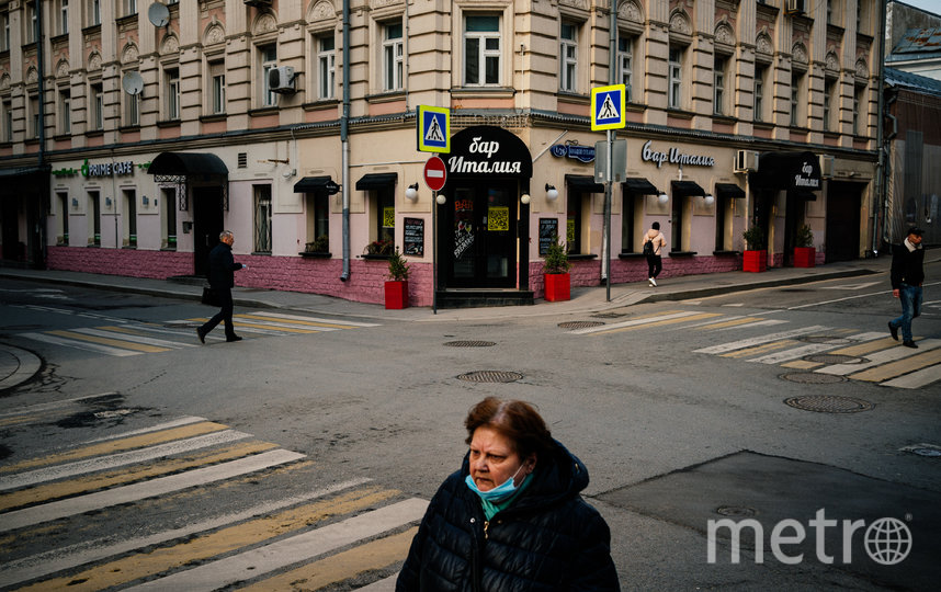 Пока столичные кафе и бары закрыты, но малый бизнес получит поддержку во время пандемии коронавируса. Фото AFP