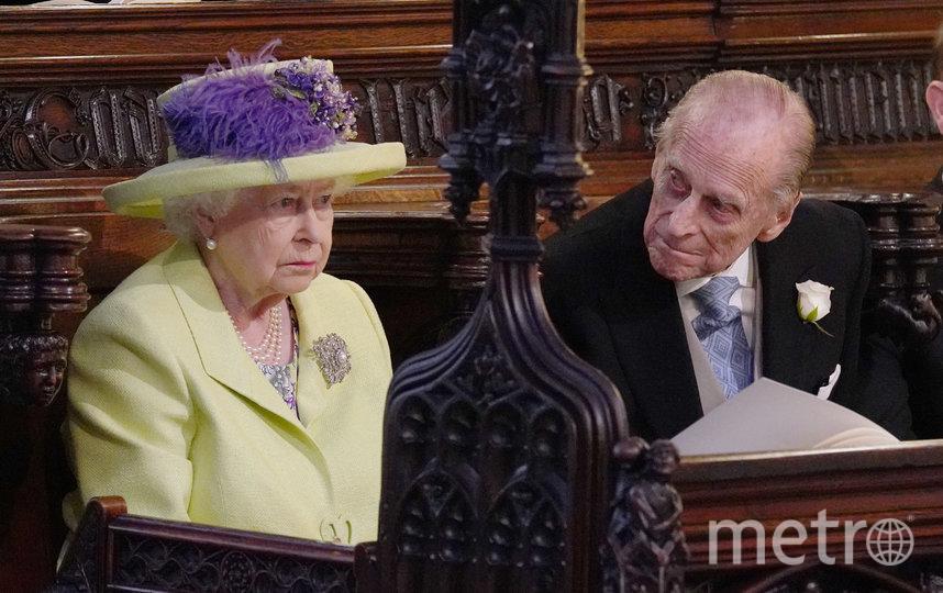 Принц Филипп и Елизавета II: архивное фото 2018 года. Фото Getty