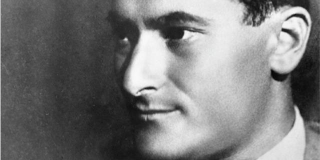 Советский писатель Евгений Петров.