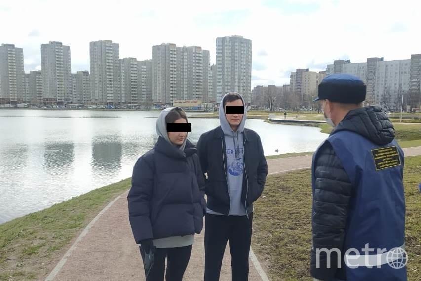 Правоохранители выявили нарушителей. Фото www.gov.spb.ru