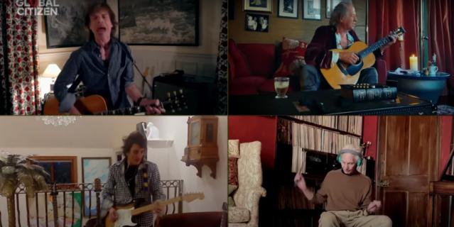 Группа Rolling Stones.