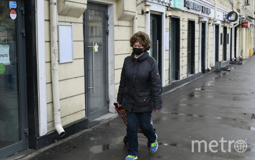 Абсолютное большинство жителей России опасаются заболеть коронавирусом. Фото РИА Новости