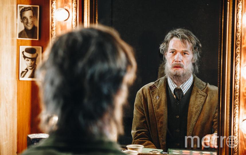 Артём Быстров сыграл наёмного убийцу. Фото Предоставлено НТВ.