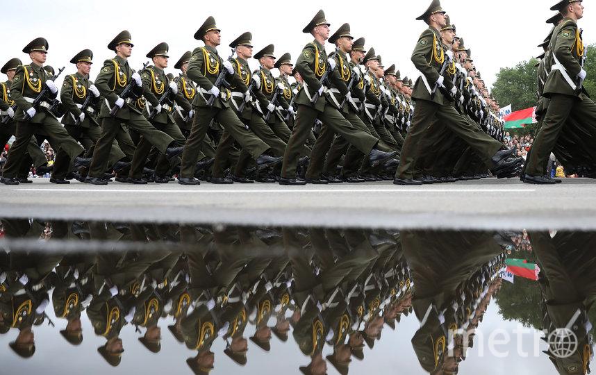Парад в Белоруссии 9 мая состоится. Архивное фото. Фото Getty