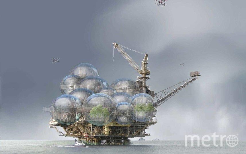 """Дома-пузыри. Фото XTU architects, """"Metro"""""""