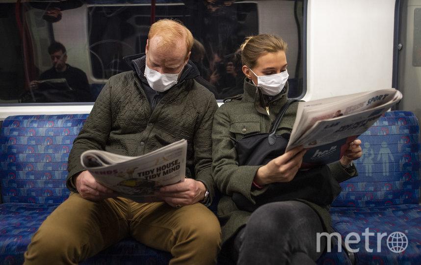 По данным ВОЗ на 20 апреля, в Великобритании более 121 тыс. человек заражены коронавирусом. Фото Getty