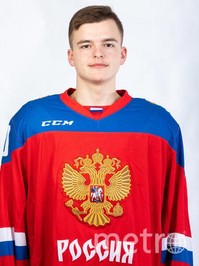 Илья Иванцов. Фото предоставлено Федерацией хоккея России