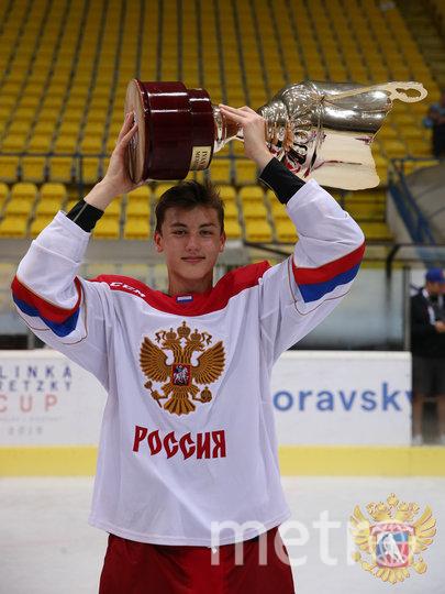 Шакир Мухамадуллин. Фото предоставлено Федерацией хоккея России