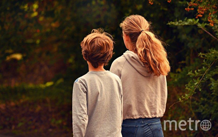 Дети болеют коронавирусом гораздо реже взрослых. Фото pixabay.com