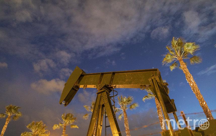 Стоимость нефти WTI и Urals стала отрицательной. Фото AFP