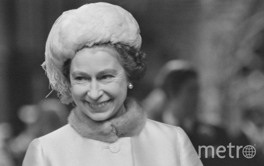 Королева Елизавета II. 1972 год. Фото Getty