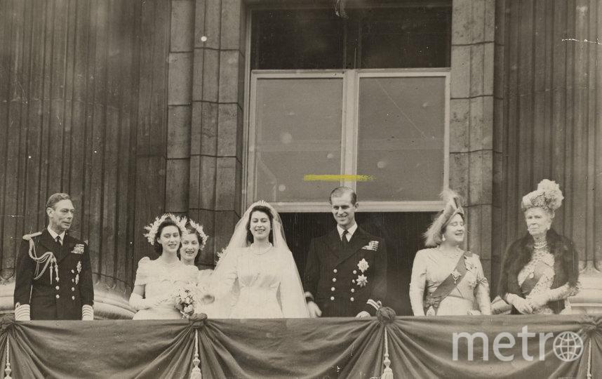 20 ноября 1947 года – бракосочетание Елизаветы II и герцога Эдинбургского Филиппа. Фото Getty